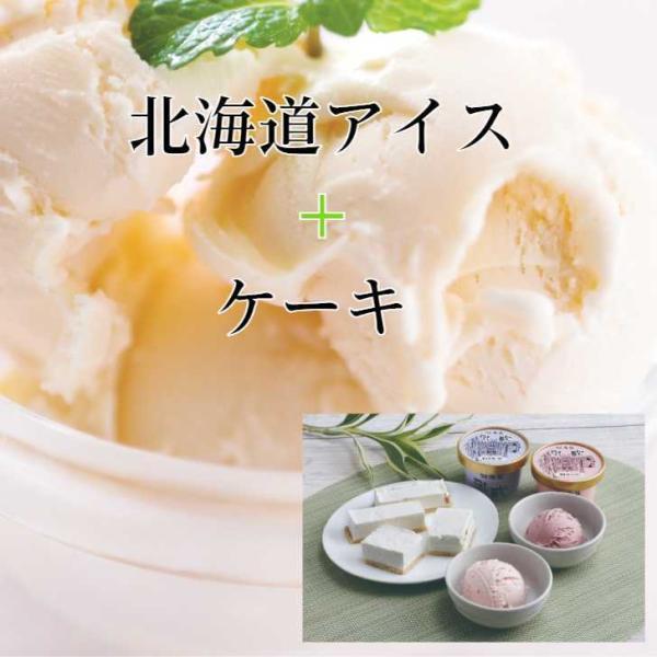 お中元2021 「乳蔵」北海道アイスクリーム&レアチーズケーキ 11-27012 ギフト ご贈答 プレゼント 人気 ランキング  送料無料