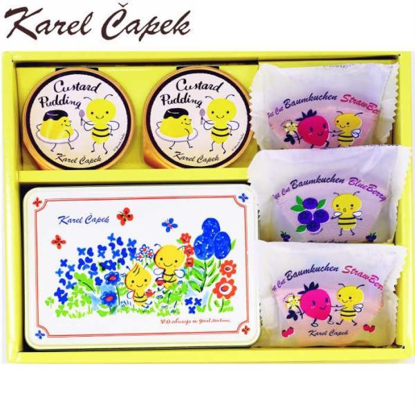 カレルチャペック紅茶店 紅茶・洋菓子アソートギフト SE1-106-3 人気商品 ギフト 洋菓子 お祝い
