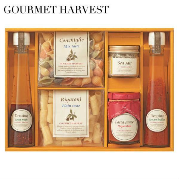 グルメハーベスト パスタ・ソースセット SE1-105-5 ギフト 内祝い 景品 記念品 香典返し