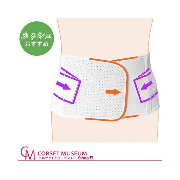 腰痛ベルト春夏用メッシュ腰椎椎間板ヘルニア後遺症慢性腰痛マックスベルトme3