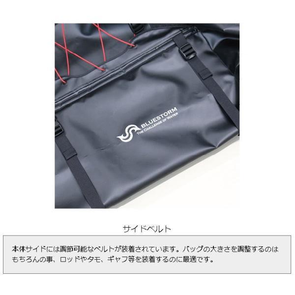 ブルーストーム ドライバッグL 60L ブラック BLUESTORM BSJ-TPB1 Dry Bag L 60L Black|haroweb2|05