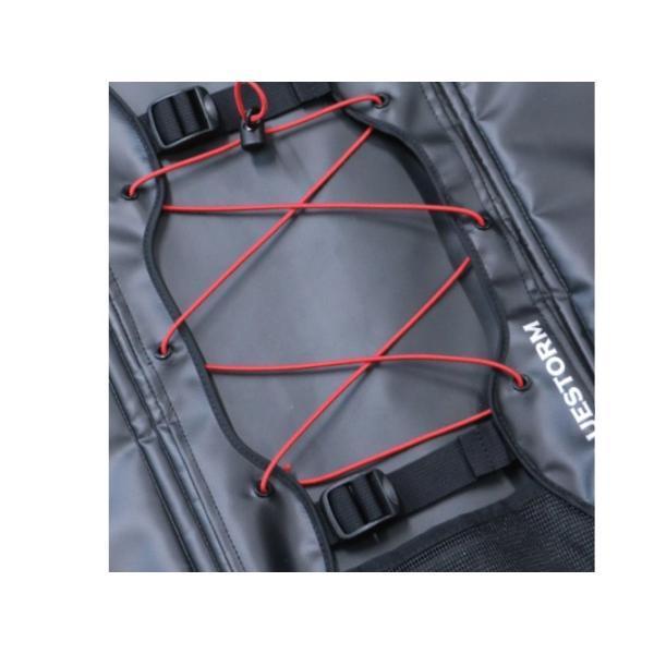ブルーストーム ドライバッグM 30L ブラック BLUESTORM BSJ-TPB2 Dry Bag M 30L Black|haroweb2|04
