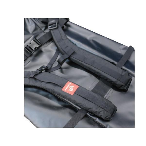 ブルーストーム ドライバッグM 30L ブラック BLUESTORM BSJ-TPB2 Dry Bag M 30L Black|haroweb2|05