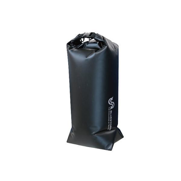 ブルーストーム ドライバッグS 15L ブラック BLUESTORM BSJ-TPB3 Dry Bag S 15L Black|haroweb2