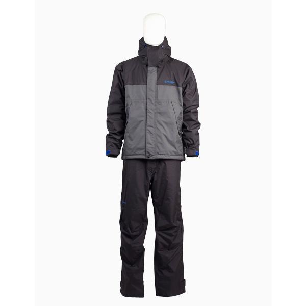 50% OFF 双進 6361 RL ソリッドウィンタースーツ ブラック 3L|haroweb2