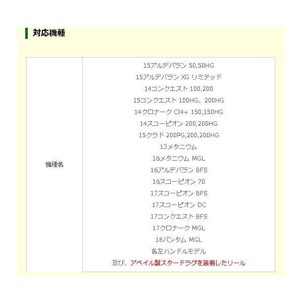 アベイル シマノ用 オフセットハンドル LT Avail HD-SH-LT haroweb2 05
