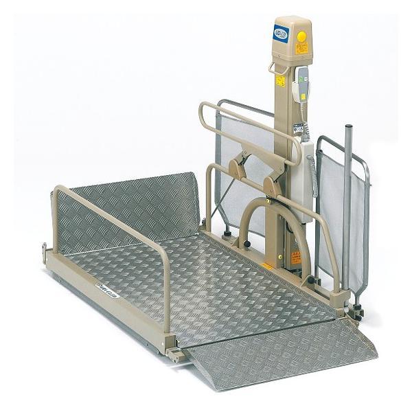 車椅子用電動昇降機 UD-320CS 直進乗り込みタイプ