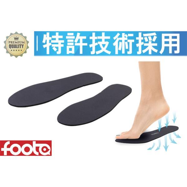 足の臭い対策 【インソール】foota 足のにおいを抑える|haruchisyoutengai