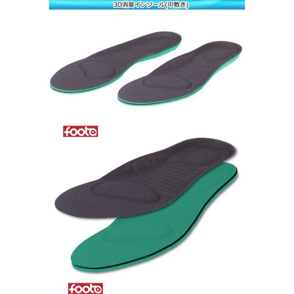 消臭 3Dインソール(中敷き) 足の臭い対策 foota haruchisyoutengai 04