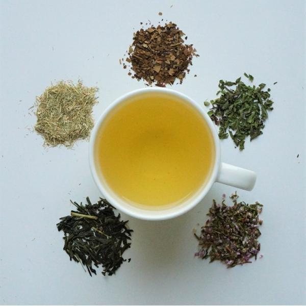 ハーブティー  いきいき ティーバッグ  10個入り メール便164円!|harunoki|02