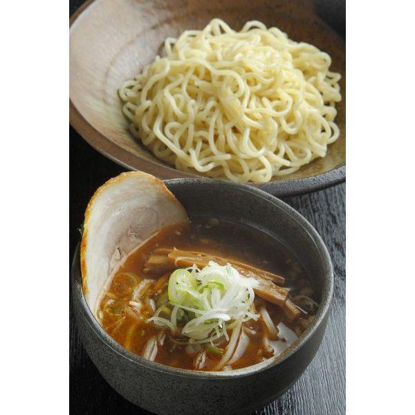 【信州諏訪ハルピンラーメン】お取り寄せつけ麺つけ麺4食セット