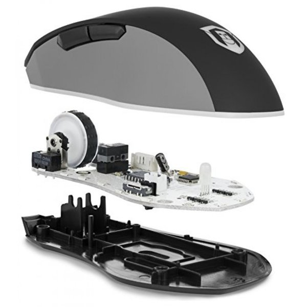 762560a6a48 ... ゲーム 周辺機器 Plugable Performance Mouse with PixArt PMW 3360 Sensor for  Gaming and Precision Applications ...