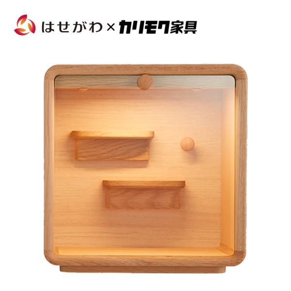 仏壇 コンパクト 新型 モダン ミニ 国産 カリモク家具 カリモク 家具メーカー ココロ 「HK cocoro」お仏壇のはせがわ