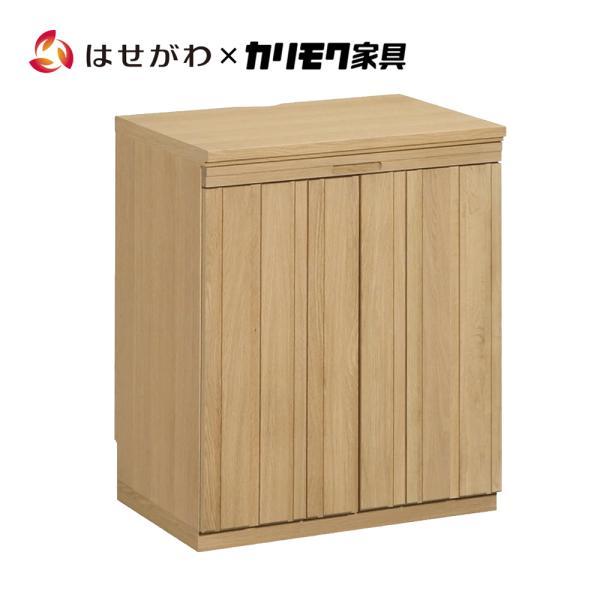 仏壇 台 下台 チェスト ソリッドボードジャスト用 国産 新型 カリモク家具 家具メーカー「SBジャスト ピュアオーク 下台」お仏壇のはせがわ