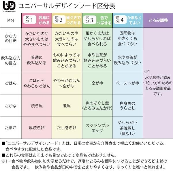 介護食 バランス献立 しらす雑炊 100g アサヒグループ食品 日本製 レトルト 介護用品|hashbaby|03