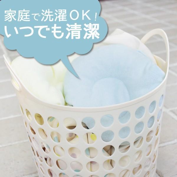 ベビー枕 ドーナツ形 頭のかたちをよくするまくら 日本製 洗濯可能 エアーパイプ ラッピング可  ネコポス対応送料無料 代引き不可 日時指定不可 hashbaby 05
