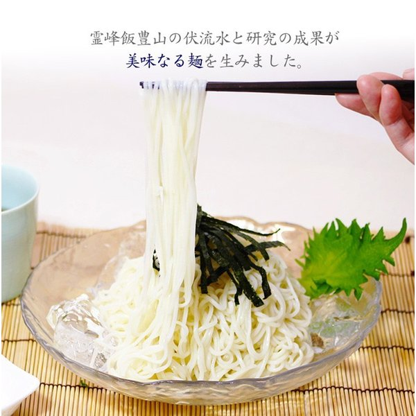 乾麺/頑固一徹な麺匠が作るこだわりの乾麺/低温冷風乾燥によりコシのある口あたりのよいつるつるめん/ギフトにおススメ/つるつるめん 10把|hasunuma-seimen|03