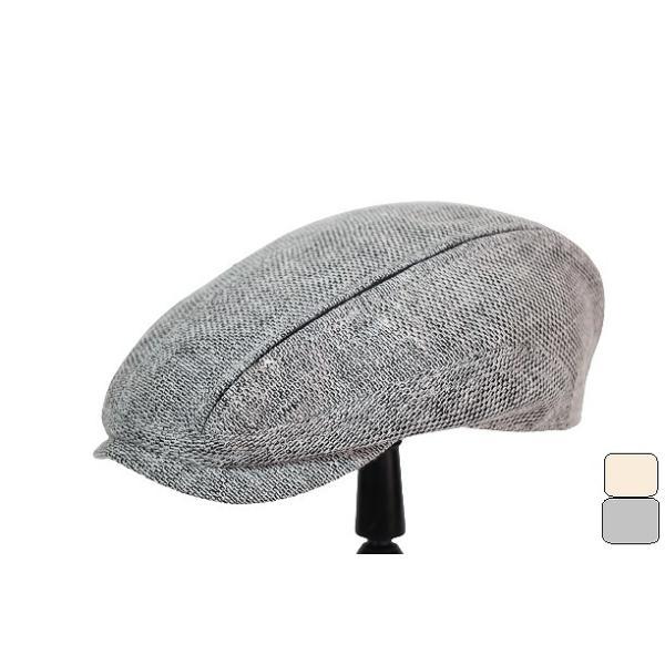 ハンチング帽子メンズ春夏メッシュ小さいサイズ父の日プレゼントブランドキャスケットSMLLL3L紳士帽子NISHIKAWAオリジナ