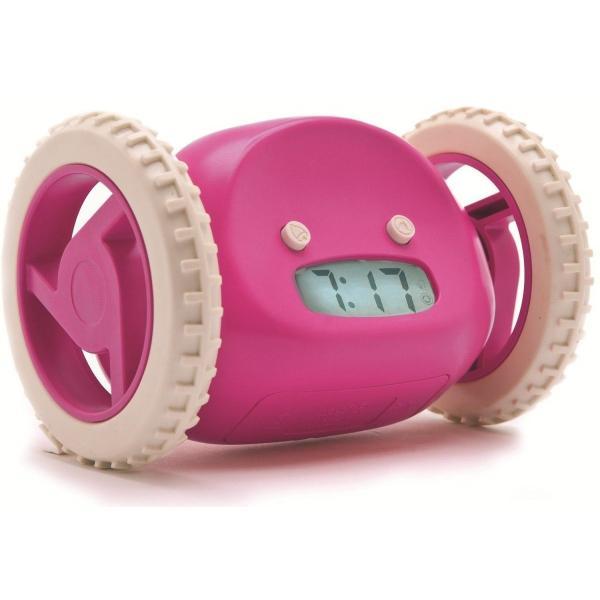 ロボットアラーム 走り回るわたしを捕まえて 楽しい朝が始まる おもしろい 目覚まし時計|hatano-store|05