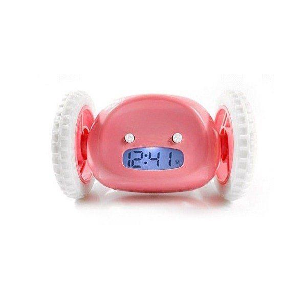 ロボットアラーム 走り回るわたしを捕まえて 楽しい朝が始まる おもしろい 目覚まし時計|hatano-store|06