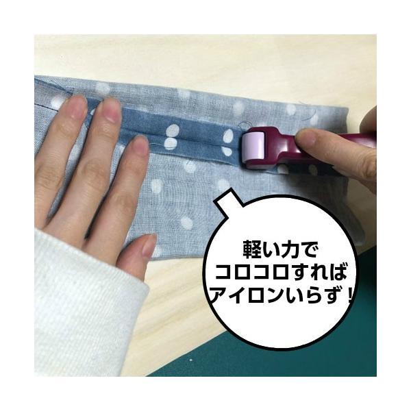 クロバー Clover コロコロオープナー 57-655 手芸 手作り 洋裁|hatawa-koko|02