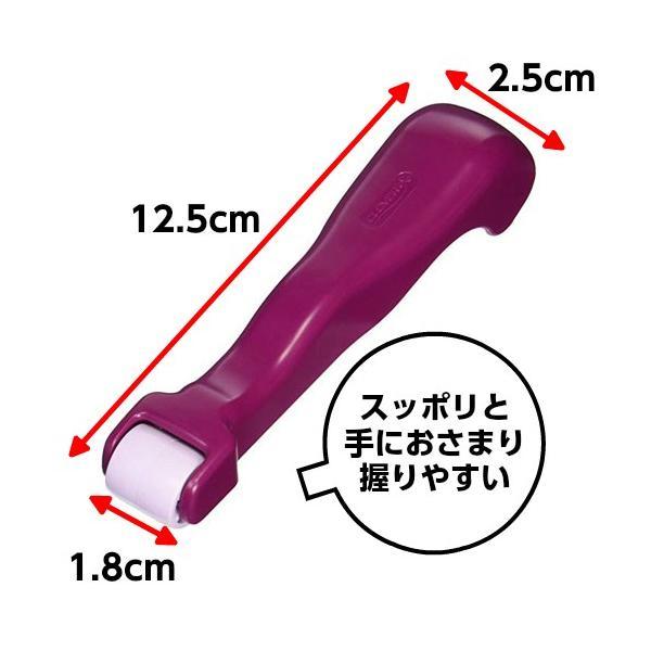 クロバー Clover コロコロオープナー 57-655 手芸 手作り 洋裁|hatawa-koko|03