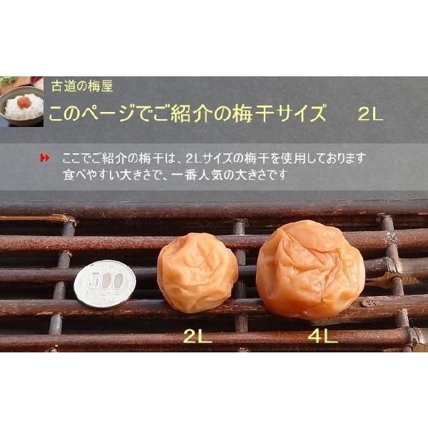 梅干し 紀州南高梅 特選2Lサイズ はてなしシリーズ はちみつ梅(塩分6%) 800g|hatenasi|04