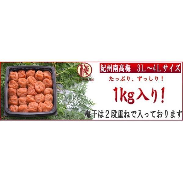 梅干し 訳あり 1kg(1000g) はちみつ梅、うすしお梅、まろやか梅の3種から選べる(わけあり、つぶれ梅) hatenasi 06