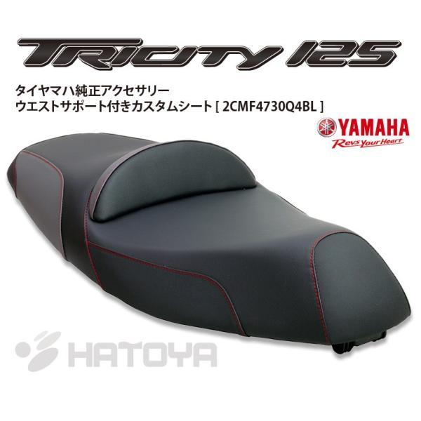 【YAMAHA】【TRICITY125】(トリシティ125)アクセサリー&カスタムパーツまとめ