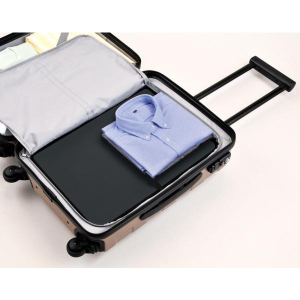 ダイヤ 収納名人 ブラック (収納 スーツケース) <|hatsumei-net|02