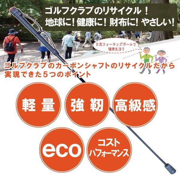 B型ウォーキングポール(2本セット)|hatsumei-net|02
