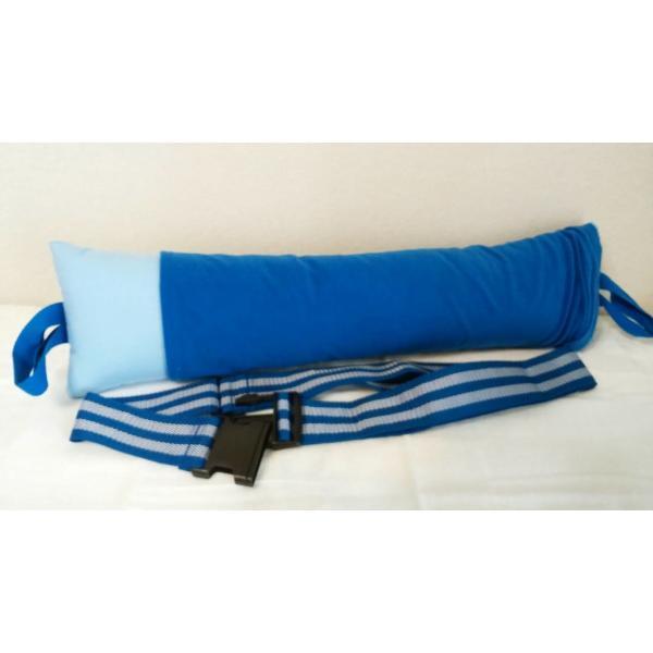 お助けくん(拘縮 腋下の床ずれ予防 固定式 抱きまくら)|hatsumei-net|05