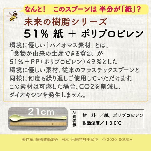 世界で一番使いやすい はちみつスプーン 送料¥250(4個まで) 蜂蜜 ハニーディッパー|hatsumei-net|05