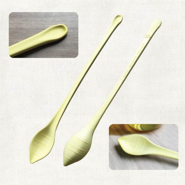 世界で一番使いやすい はちみつスプーン 送料¥250(4個まで) 蜂蜜 ハニーディッパー|hatsumei-net|06