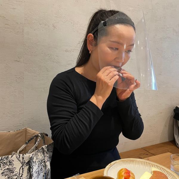 be smart(フェイスシールド)送料¥250(1個まで) 飛沫防止|hatsumei-net|03