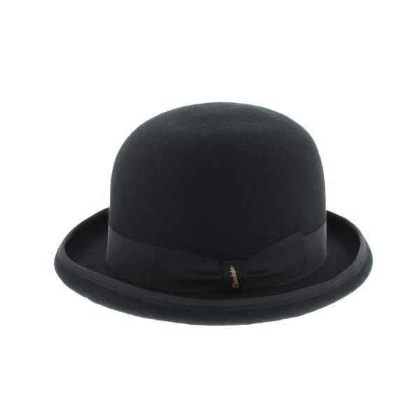 ダービー 17 ハット 57-60cm ウール100% 春 夏 秋 冬 BLACK NAVY RED|hatter-knowledge|03