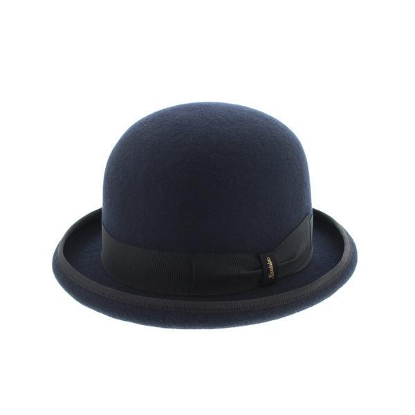 ダービー 17 ハット 57-60cm ウール100% 春 夏 秋 冬 BLACK NAVY RED|hatter-knowledge|04