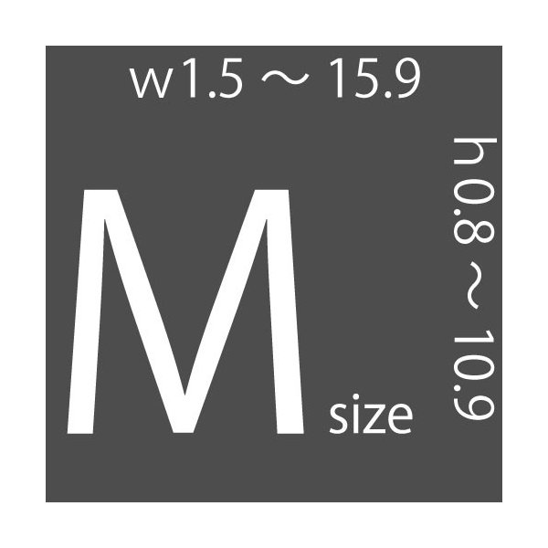 レザークラフト 道具 抜き型 四角 円 楕円 Mサイズ|hattorikaban|02