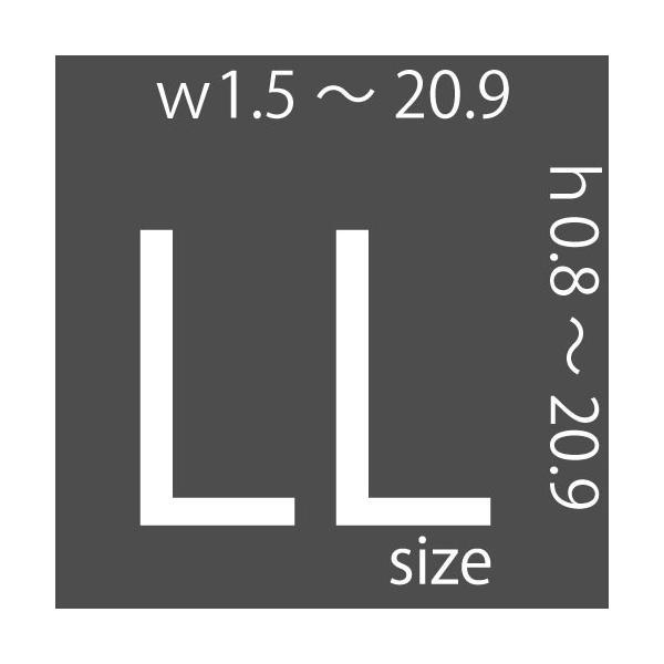 レザークラフト 道具 抜き型 四角 円 楕円 LLサイズ|hattorikaban|02