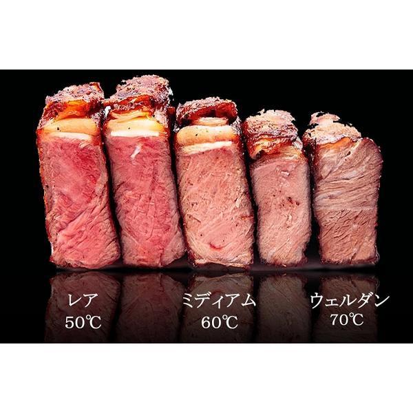 【低温調理器】欧米で人気 ミディアムレアのお肉が作れる BONIQ ボニーク(黒)|hayama-colony|05