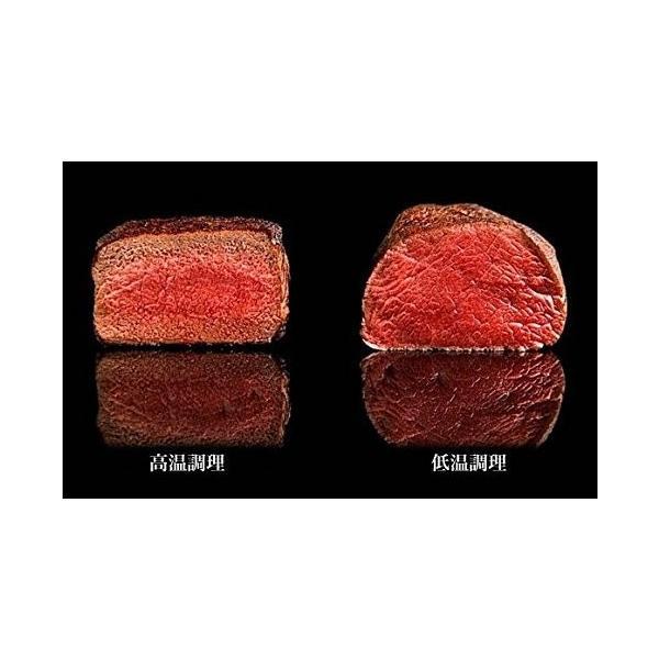 【低温調理器】欧米で人気 ミディアムレアのお肉が作れる BONIQ ボニーク(黒)|hayama-colony|06