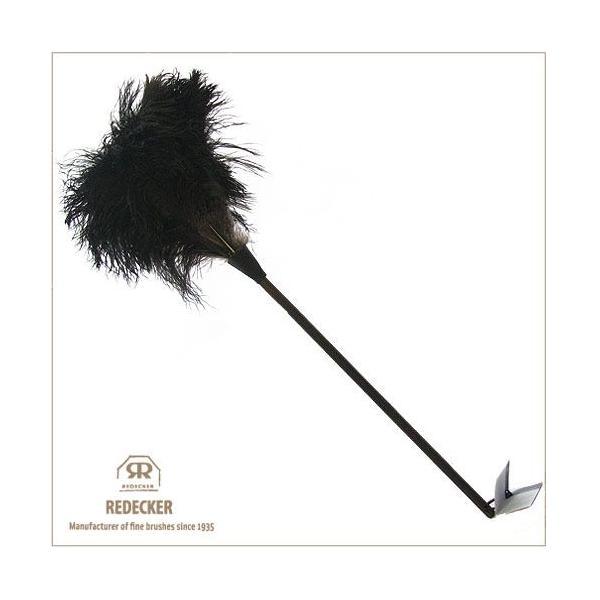 REDECKER レデッカー オーストリッチ羽はたき(80cm/Black)
