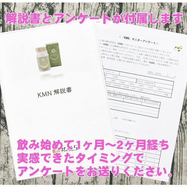 「KMN」(ケーエムエヌ)【特別モニター販売】〜Ken Micro Nutrition〜|hayashibara-lsi|05