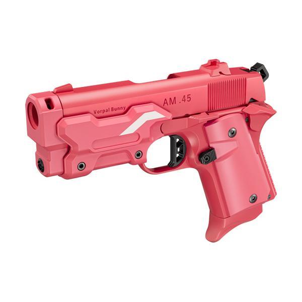 東京マルイ AM .45 Vorpal Bunny Ver.LLENN ピンク Pink No.97(ガスブローバック ピストル 本体) hblt 07