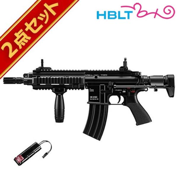 HK416C Custom No.22 電動ガン 次世代電動ガン(対象年令18才以上) 東京マルイ