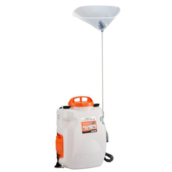 工進 / スマートシリーズ充電式噴霧器10L SLS−10