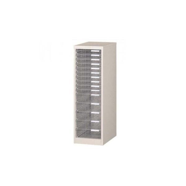 オフィス・店舗・施設向け レターケース A4判縦1列 浅型10段・深型5段 COM-A-115