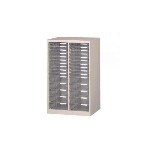 オフィス・店舗・施設向け レターケース A4判縦2列 浅型10段・深型5段 COM-A-215