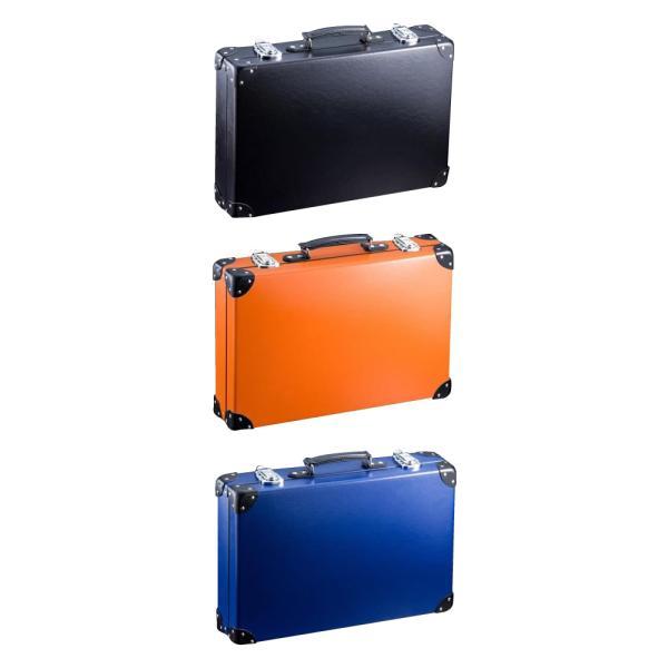 アタッシュケース TIMEVOYAGER Attache タイムボイジャー アタッシュ スタンダードA3 14L ビターオレンジ・ATS-A3-OR