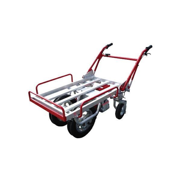 アルミス 電動運搬車 猫吉 四輪 ハートタイヤ DN-4 4535601004479
